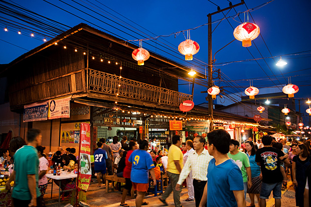 The Ban Chak Ngaew Walking Street, part of a 100-year-old Chinese community in Pattaya, is among six pilot projects seeking destination management certification from the Global Sustainable Tourism Council.