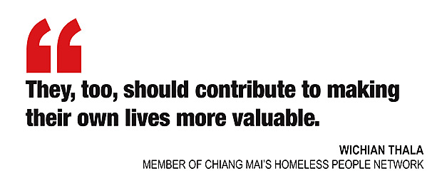 Big House' helps homeless adjust to new lives | Bangkok Post
