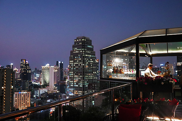 Rembrandt Bangkok unveils a masterpiece of high altitude gourmet chill and charm