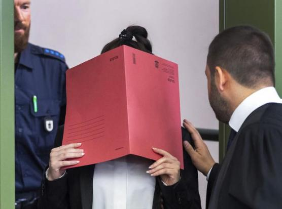German on trial over death of 5-year-old Yazidi slave girl