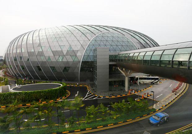 Changi airport eyes retail with billion-dollar mall | Bangkok Post: news