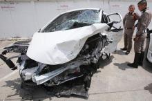 Songkran road accidents, death toll continue to drop