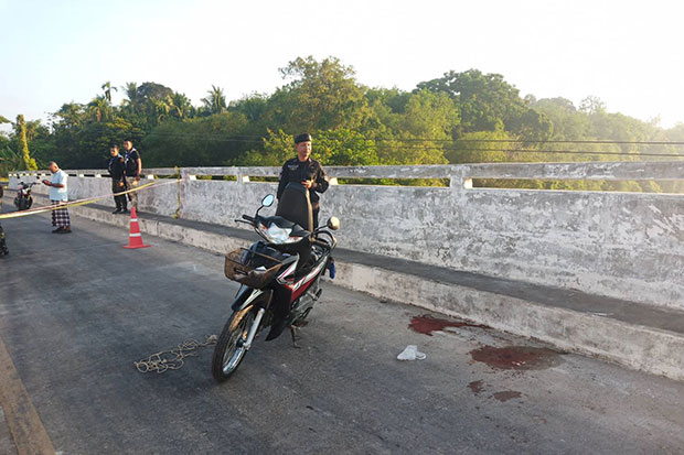 Defence volunteer killed in Pattani drive-by shooting