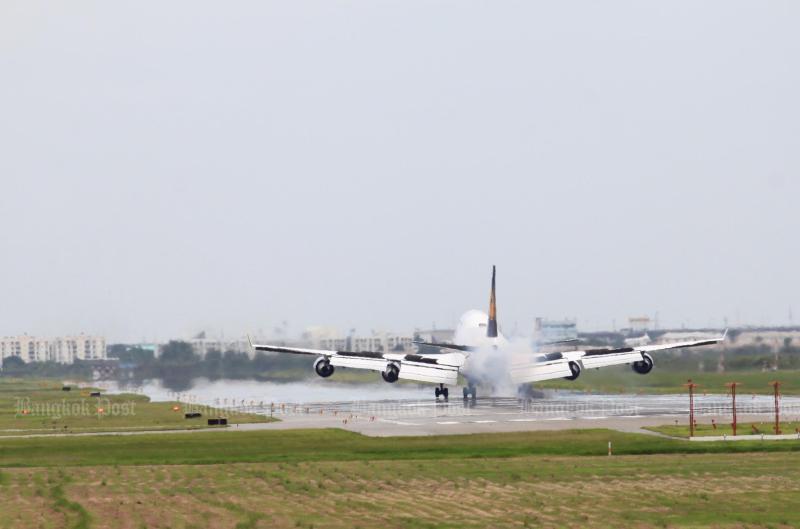 Cabinet approves new Suvarnabhumi airport runway