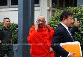 Phetchabun monk defrocked, jailed