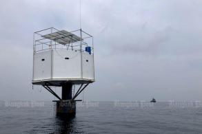 Seasteading home 'violates Thai sovereignty'