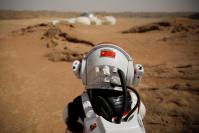 Intrigued by life on Mars? Go to the Gobi desert