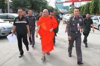 Embezzling ex-monk denied bail