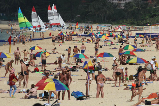 Thailand expects to welcome more tourists with the extension of the visa fee waiver.