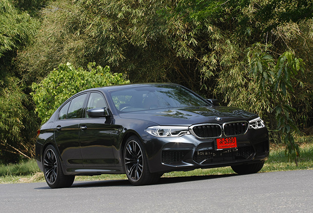 Bmw M5 2019 Review