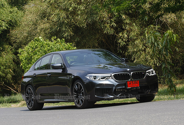 BMW M5 (2019) review