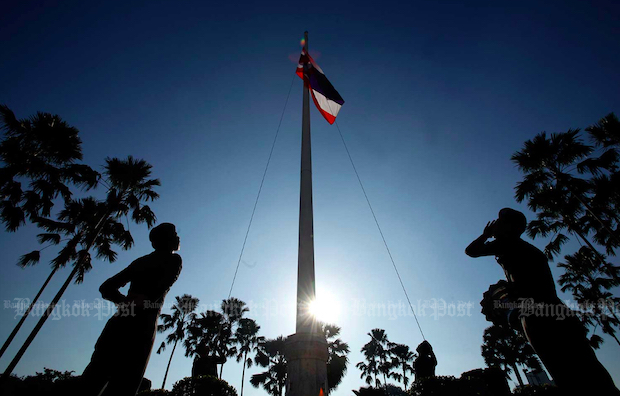 A new music video accompanying the Thai national anthem is coming. (Bangkok Post file photo)
