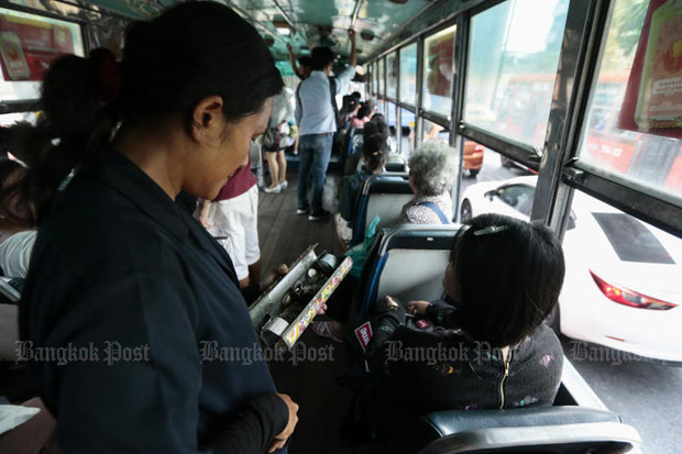 After fare hike, bus passengers demand better service
