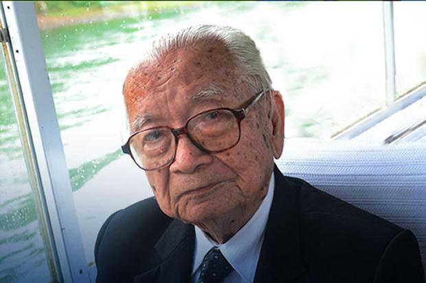 Thai scholar Prof Prasert na Nagara.