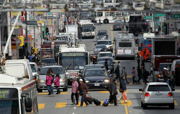 Rideshare firms have snarled up San Francisco