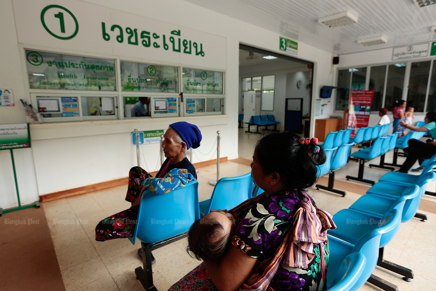 Private hospitals are required to display the price of medicines starting next week. (Photo by Patipat Janthong)