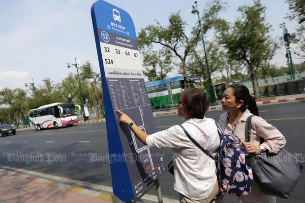 Bangkok to get new bus app