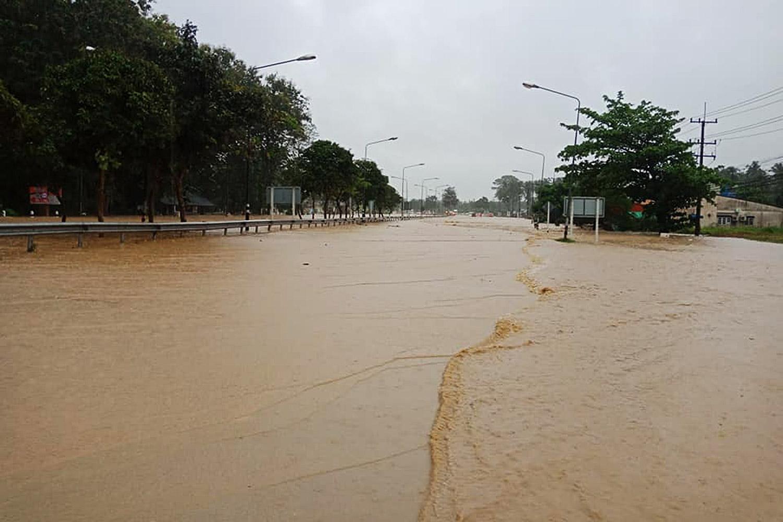 Southern floods