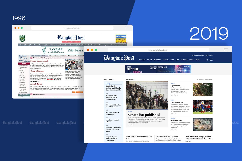 <i>Bangkok Post</i> new design