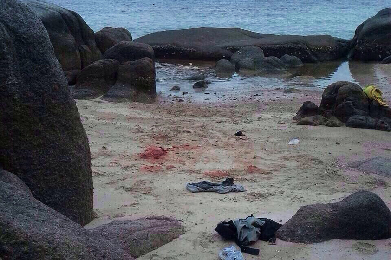Koh Tao murders