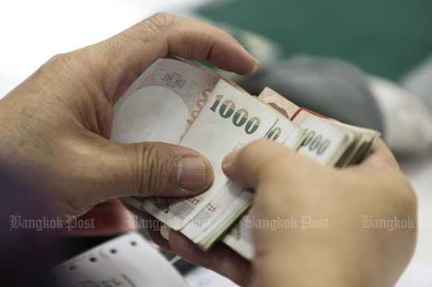 Baht set to rise until end of month