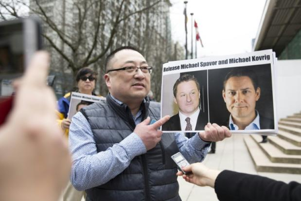 China formally arrests 2 Canadians in case linked to Huawei