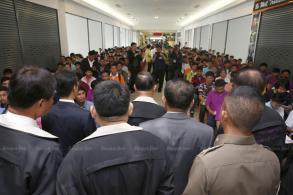 Thai migrant purge in works