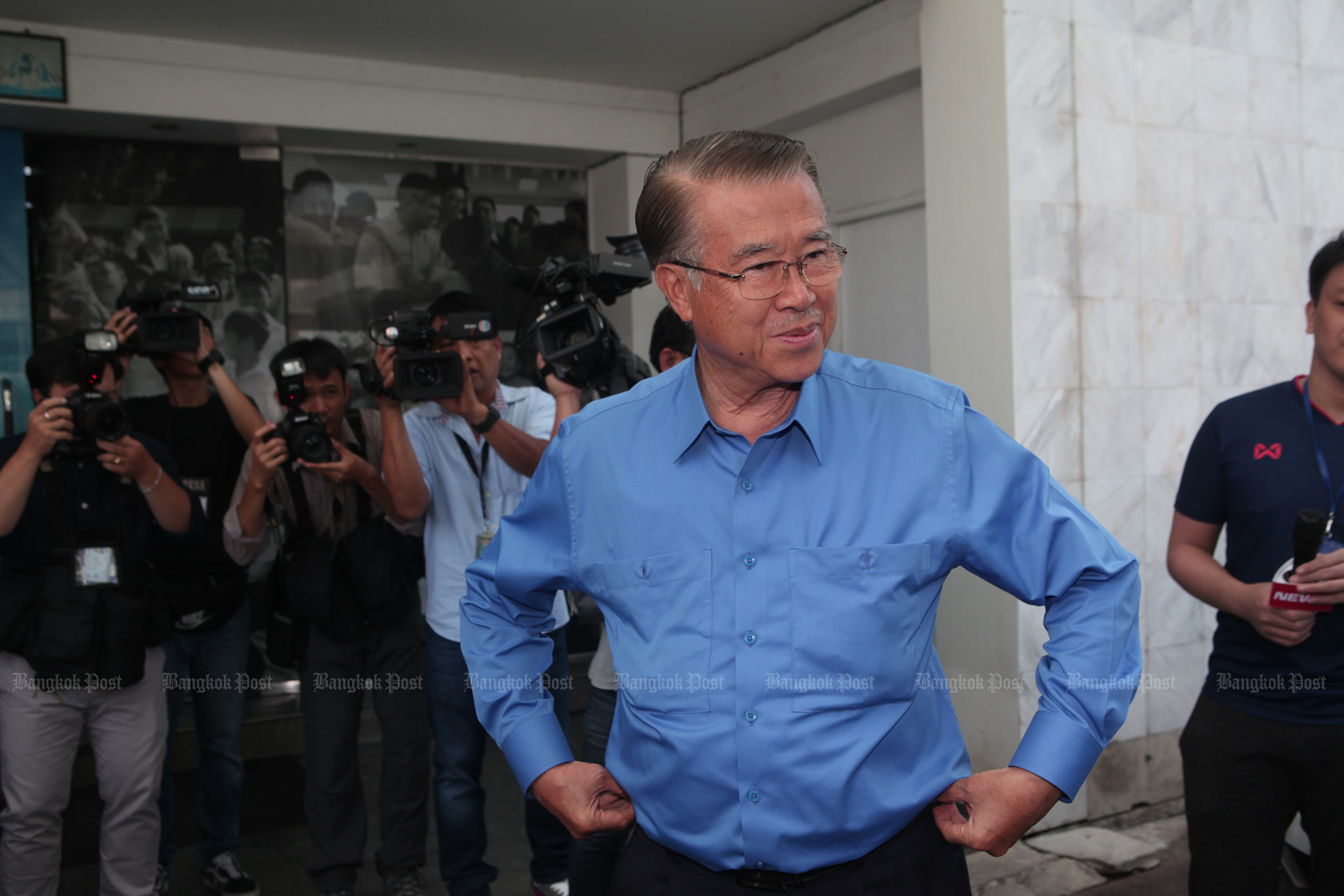 Speaker plan upsets Pheu Thai