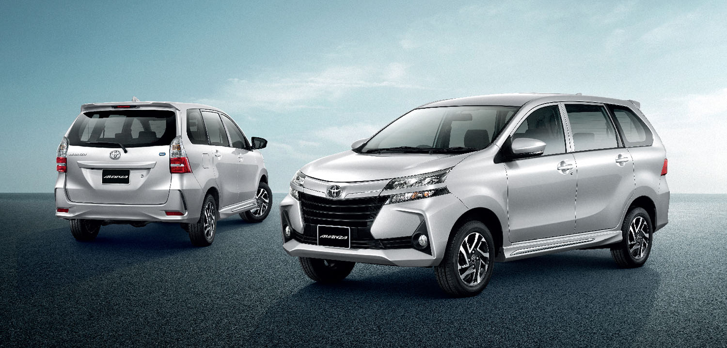 2019 Toyota Avanza Facelift: Thai Prices And Specs