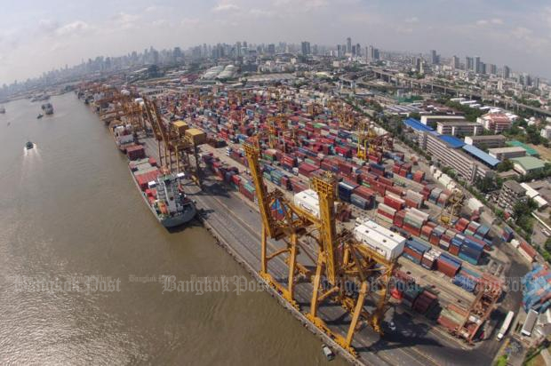 New megamall to occupy 400 rai at Klong Toey port