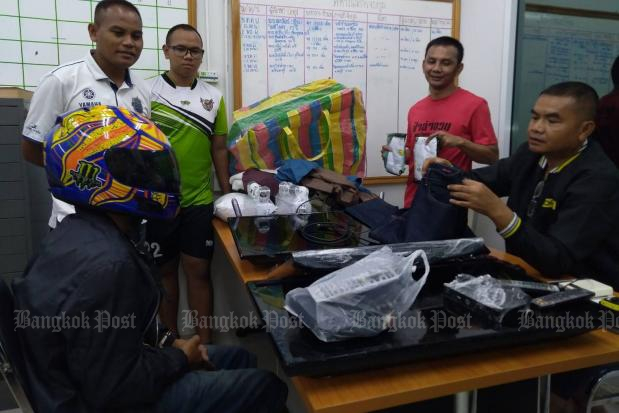 Hotel thief arrested for stealing in 4 provinces