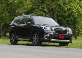 Subaru Forester 2.0i-S (2019) review