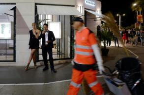 In Cannes, glittery film festival literally costs the earth