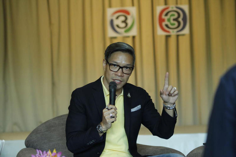 Ariya Banomyong, president BEC World Plc