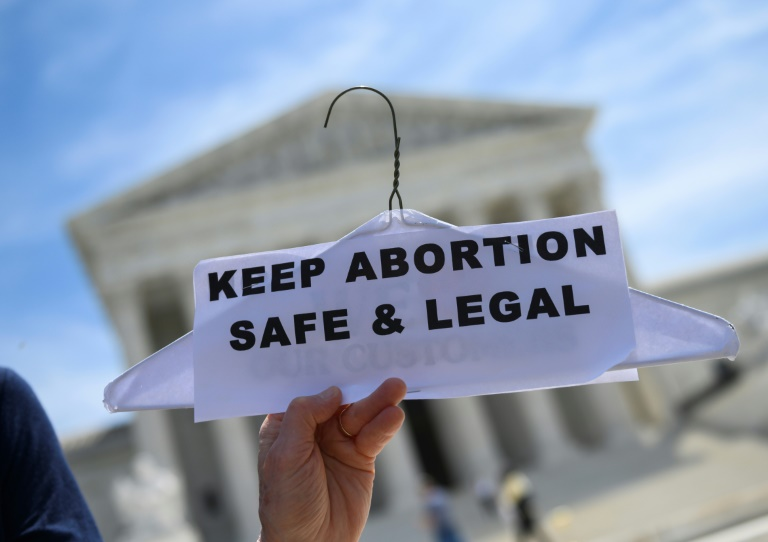 More than a dozen states have adopted laws banning or drastically curtailing access to abortion which was legalized in the landmark 1973 US Supreme Court ruling Roe v Wade