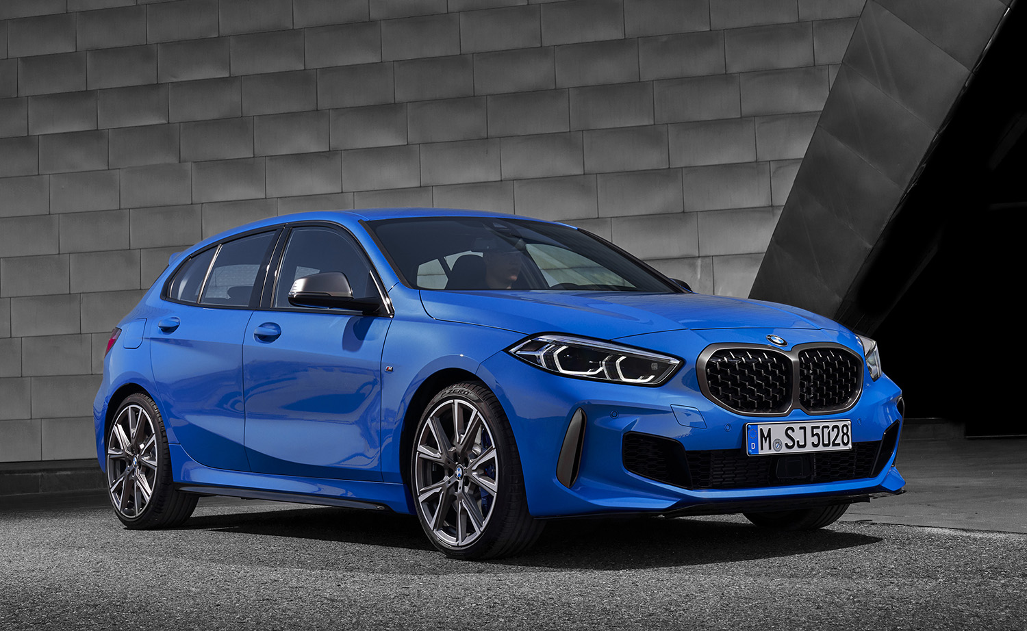 Bmw 1 Series >> New Bmw 1 Series Revealed For 2019
