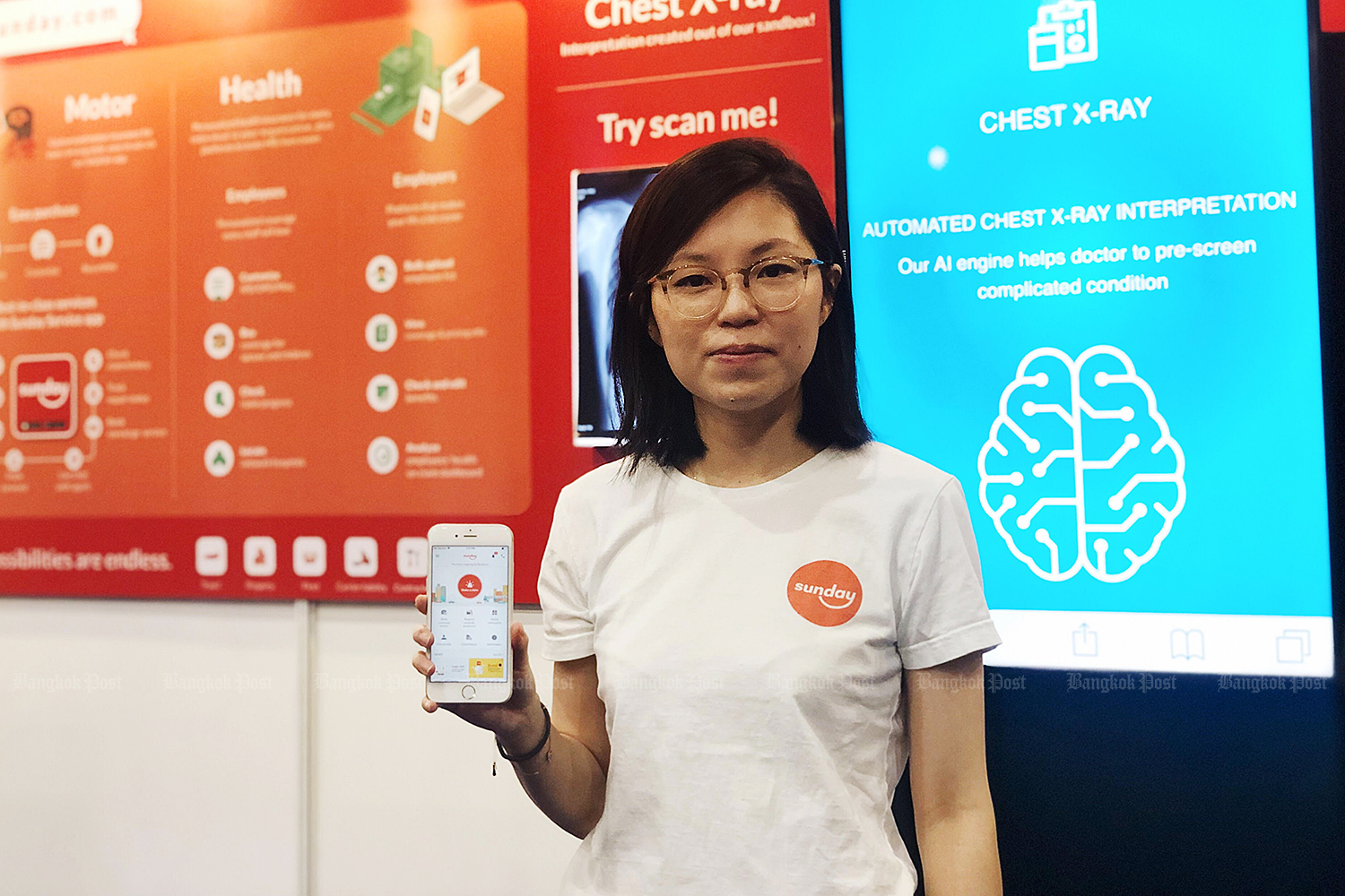 Ms Kua of Sunday Ins wants to eventually move her company into new verticals, similar to Amazon.com.