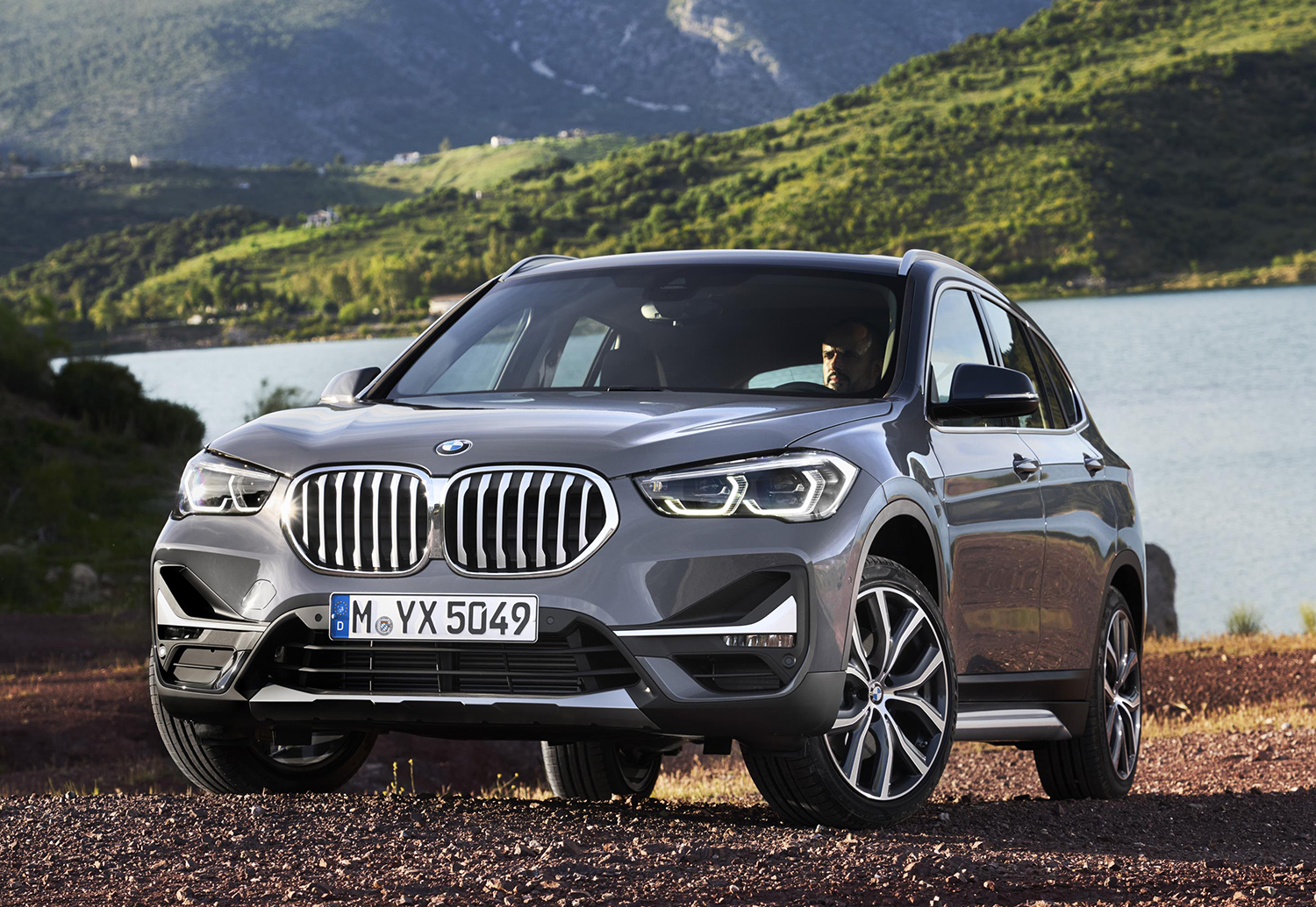 2020 Bmw X1 Plug In Hybrid Goes Global Bangkok Post Auto