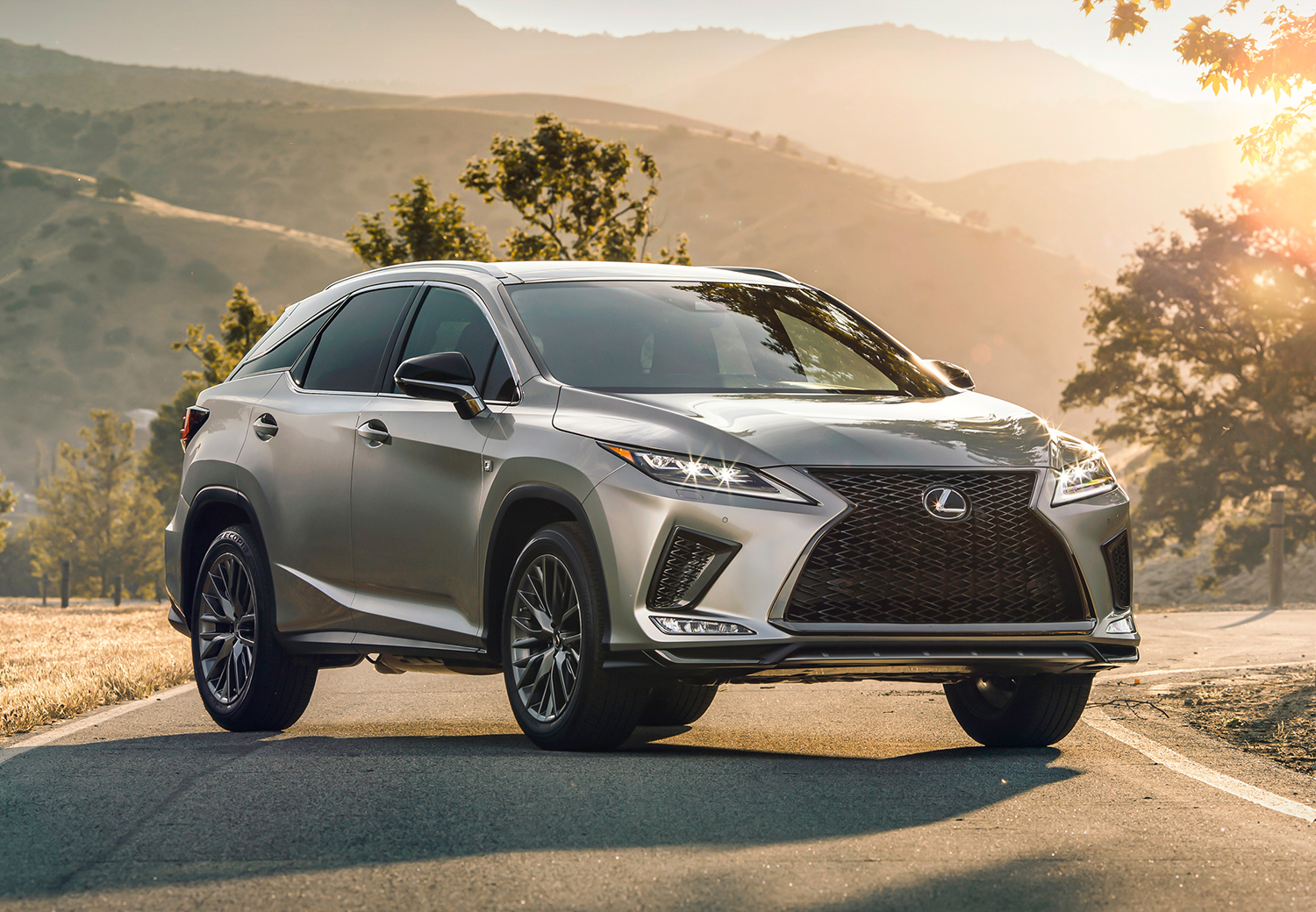 Lexus Tweaks Rx For 2020