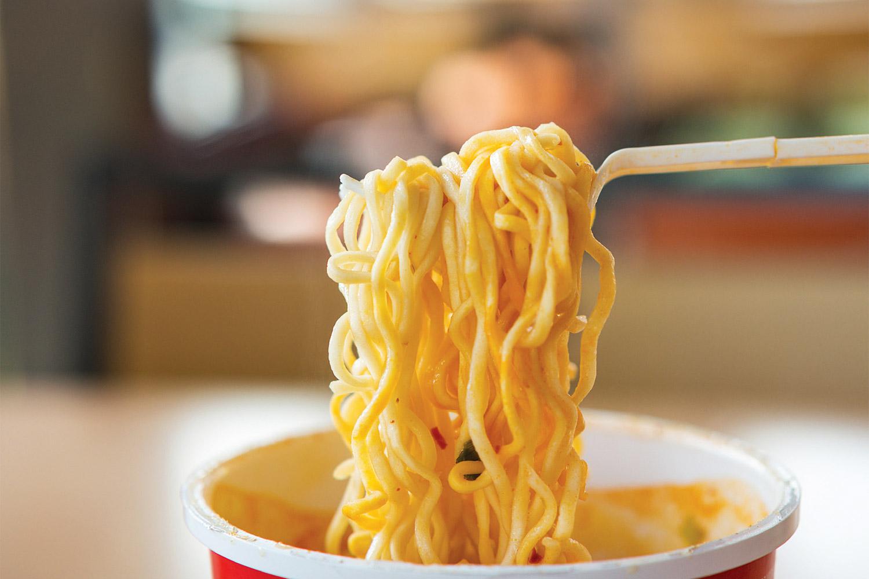 Next-level noodles