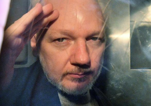 Swedish court rejects request to detain Julian Assange