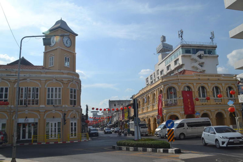 Downtown Phuket (Photo by Achadtaya Chuennirun)