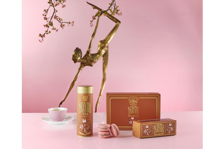 Always Sakura Tea from TWG Tea