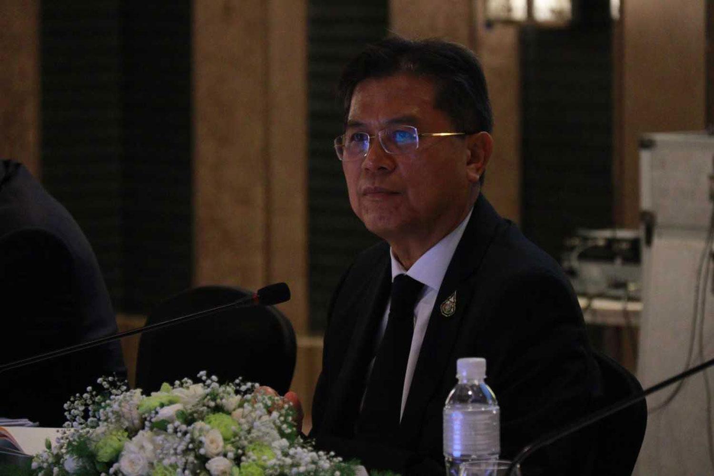 Predee Daochai, chairman of the Thai Bankers Association (photo supplied)