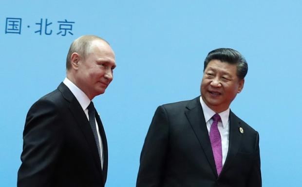 China's Xi in Russia to boost cooperation amid US tensions