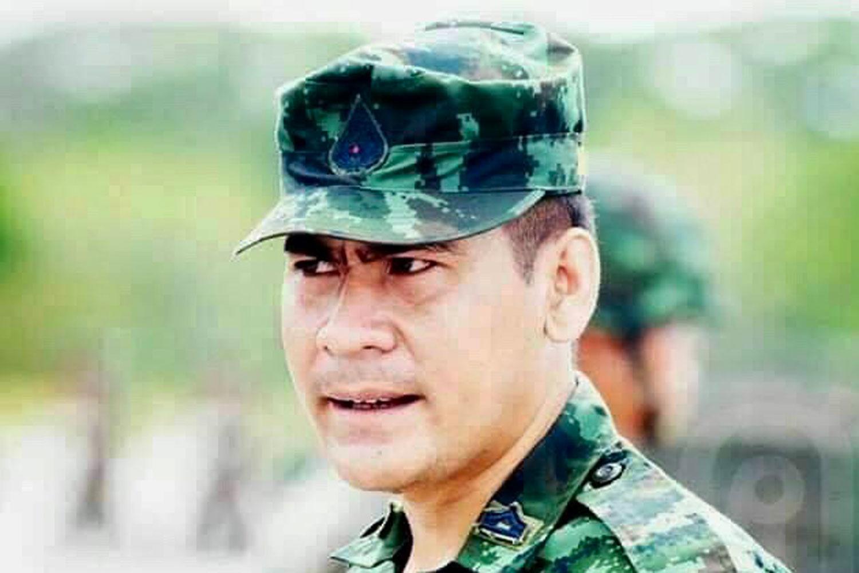 Sergeant Major First Class Somchai Thanabat (photo supplied)