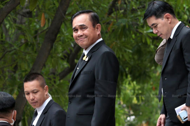 Stocks rally following Prayut win