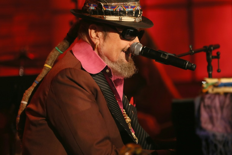 Legendary New Orleans blues pianist Dr  John dies at 77