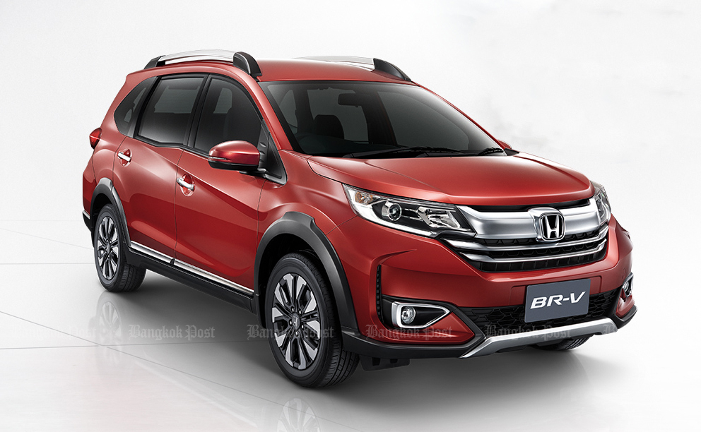 2019 Honda BR-V facelift: Thai prices and specs