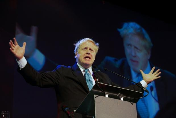 UKs Boris Johnson baulks at Brexit cost as leadership race hots up
